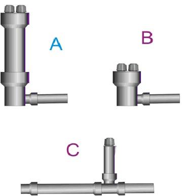 воздушный клпан для полиэтиленовых труб